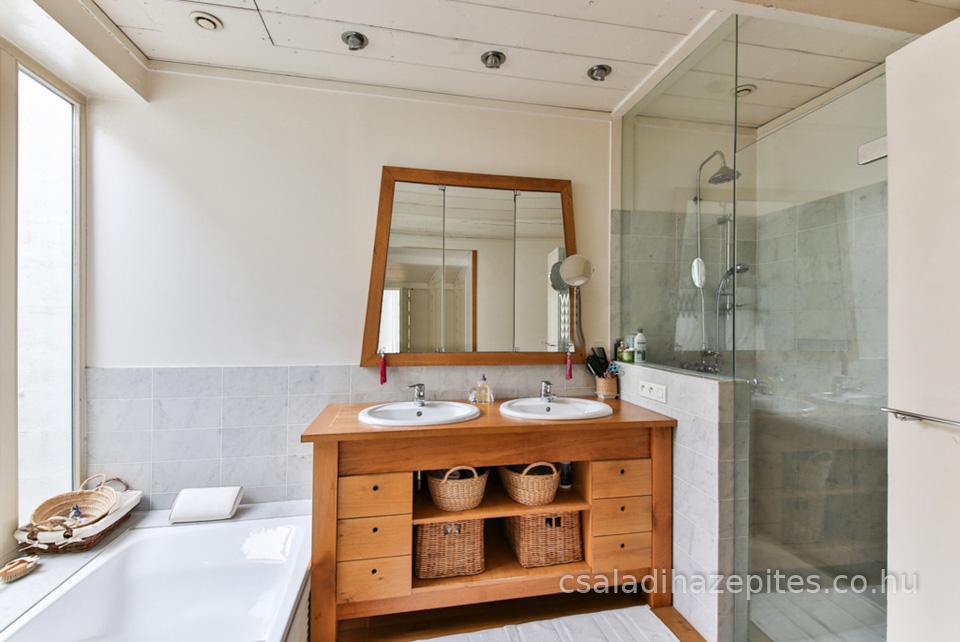 Fürdőszoba felújítás az alapok